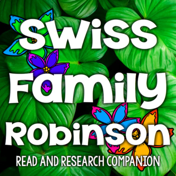 "Swiss Family Robinson Reader Companion - ""Classic Starts"""