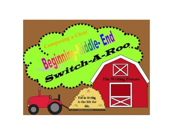 Switch-A-Roo: The Writing Process- Beginning>Middle>End