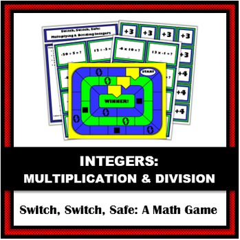 Switch, Switch, Safe: A Math Game for Multiplying and Divi