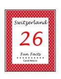 Switzerland * 26 Fun Facts