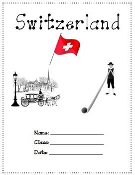 Switzerland A Research Project