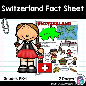 Switzerland Fact Sheet