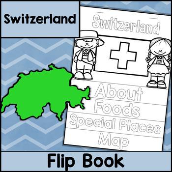 Switzerland Flip Book