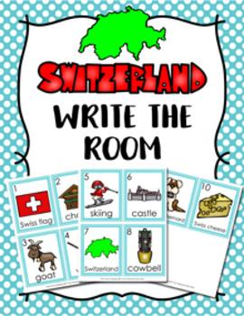 Switzerland Write the Room