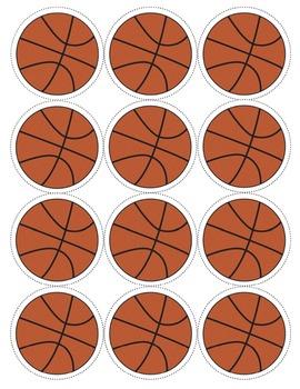 Vowel Teams - Swish! A Basketball Game