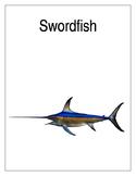 Swordfish (ocean, seafood, marine life)