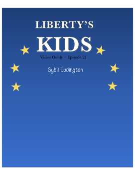Sybil Ludington - Liberty's Kids