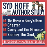 Syd Hoff Author Study Bundle