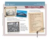 """Sydney Harbour Bridge"" Year 2 Card 11 Australian History Centre"