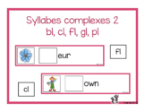 Syllabes complexes 2