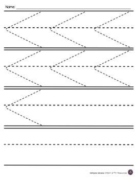 Syllabic Writing Worksheets