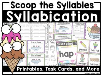 Syllabication BUNDLED Resource (6 resources +1 Bonus Freebie!)
