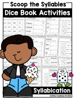Syllabication Dice Activities