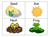 Syllable Activities for Over in the Meadow