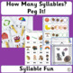 Syllable MEGA-BUNDLE (SASSOON)