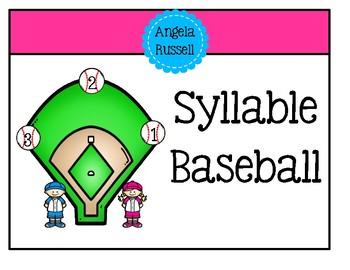 Syllable Baseball
