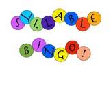 Syllable Bingo