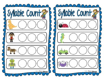 Syllable Count