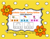 Syllable Count - Spring Edition