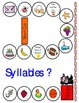 Syllable  Counting  Boardgame