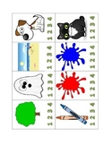Syllable Counting Cards