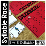 Syllable Counting Game