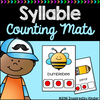 Syllable Counting Mats