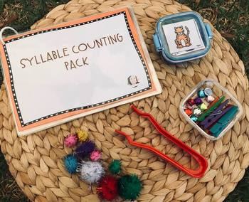 Syllable Counting Pack