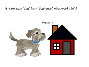 Syllable Deletion Introduction with Compound Words