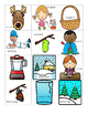 Syllable Deletion Practice - Phonological Awareness Skills