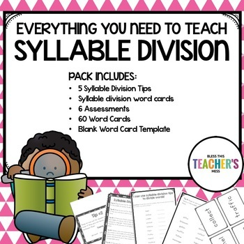 Syllable Division