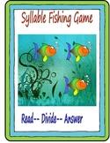 Free Syllable Fishing Game