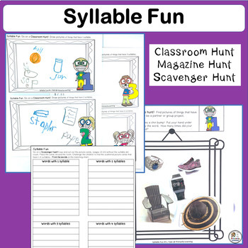 More Syllables Counting