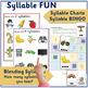 Syllable Fun complements programs like Jolly Phonics. (SASSOON)