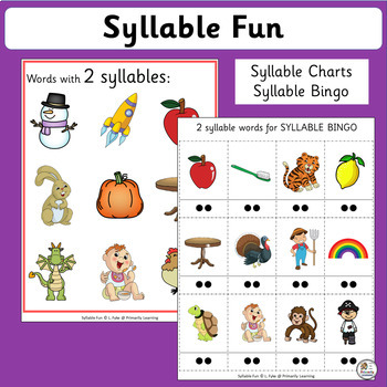 Syllable Fun (SASSOON)