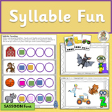 More Syllables Counting  | SASSOON Font