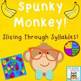 Syllable Game Freebie Multisensory Phonics Approach Orton-Gillingham
