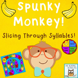 Syllable Game Freebie Multisensory Phonics Approach Orton-