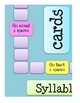 Syllable Game (Board)