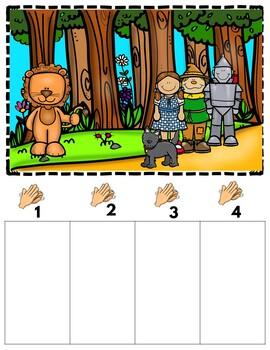 Syllable Game - Kindergarten