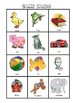 Syllable Games and Information  Pack - Phonological Awareness Games