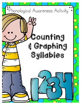 Syllable Graphing Activity (for RtI)
