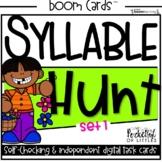 Syllable Hunt - Set 1