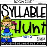 Syllable Hunt Set 2