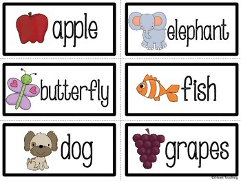 Syllable Literacy Center, Game, and Assessment {Common Core Aligned}