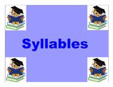 Syllable Mania