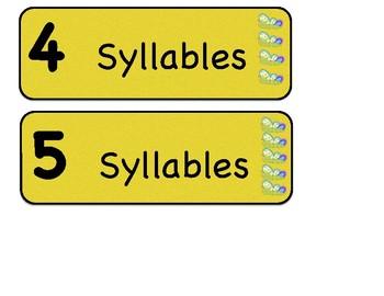 Syllable Match