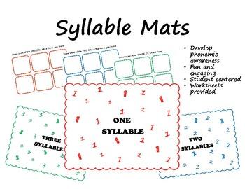 Syllable Mats