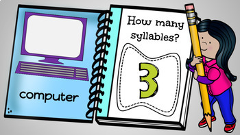 Syllable Notebooks - August Center (in Google: Digital and Interactive)