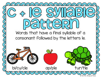 VCCV and VCCCV Spelling Patterns by Tech-Tutory | TpT